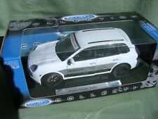 PORSCHE CAYENNE TURBO SPORTS CUP DEUTCHLAND PORSCHE ZENTRUM NURNBERG 1/18 WELLY