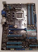 ASUS P8Z77-V LX Intel Z77 LGA 1155 ATX DDR3 SATA 6Gbps USB 3.0 Motherboard