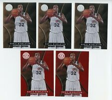 2012-13 TOTALLY CERTIFIED KHRIS MIDDLETON ROOKIE LOT X 5 W/ 2 X RED /499 RC