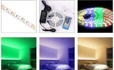 RGBW 5M 5050 300Leds IP67-Waterproof LED Strip Light+40Keys Controller+12V Power