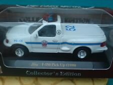 1/43 YAT-MING  ROAD SIG CODE 3 FORD  F-150 PICK-UP USA PARK POLICE