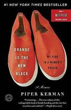 NEW Orange Is the New Black: My Year in a Women's Prison by Piper Kerman