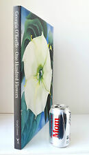 One Hundred Flowers by Georgia O'Keeffe HC First 1st edition 1st Printing 1987
