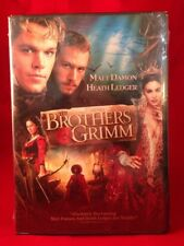 The Brothers Grimm (DVD, 2005) BRAND NEW, SEALED.