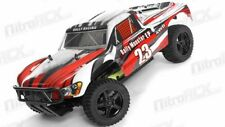 1/10 Exceed RC Electric Rally Monster Truck Short Course Off Road Stripe Red