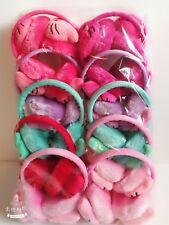 Lot of 12 Cute Ear Muffs Winter Warm For kids Girls FREE SHIPPING