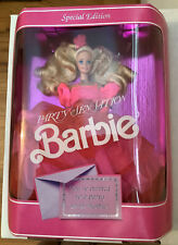 Party Sensation Barbie Doll Special Edition #9025 New NRFB 1990 Mattel, Inc.