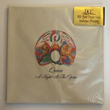 Queen - A Night At The Opera - SEALED DCC Pure Virgin Vinyl Analogue Pressing