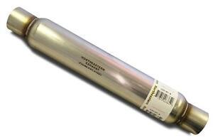 """Universal Glass pack Resonator / Muffler 2.5"""""""