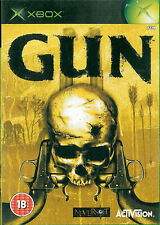 Gun Microsoft Xbox 18+ Shooter Game