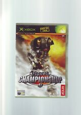 UNREAL CHAMPIONSHIP - FPS SHOOTER XBOX GAME - FAST POST ORIGINAL & COMPLETE VGC