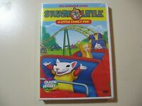 Stuart Little Animated Series - A Little Family Fun (DVD, 2009) Brand New Sealed