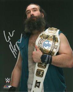 Luke Harper ( WWF WWE ) Autographed Signed 8x10 Photo REPRINT