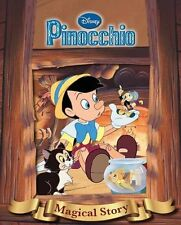 Disney Pinnochio Magical Story with Amazing Moving Picture Cover,Disney