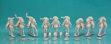 28 mm curteys 6 X 12 Caballeros Medievales cruzadas tarde C13th de León Rampante Saga