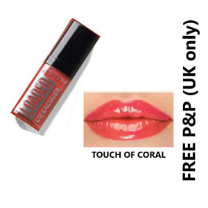 AVON LOADED LIP LACQUER 7ml TOUCH OF CORAL BNIB **FREE P&P**