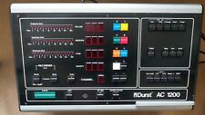 Durst AC1200 controller - comes with the manual and test negatives from Durst