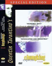 Chungking Express (1994) Brigitte Lin / Takeshi Kaneshiro DVD NEW *FAST SHIPPING