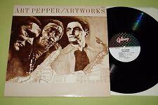 ART Pepper – Artworks, LP, US 1984, VG + +