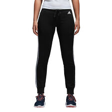 Adidas Donna Pantaloni da ginnastica Essentials 3 Strisce Fascia