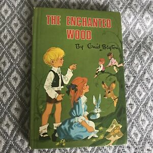 1971 The Enchanted Wood - Enid Blyton (Dean & Son) Rewards 33