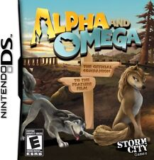 Alpha and Omega (Nintendo DS, 2010) Brand New