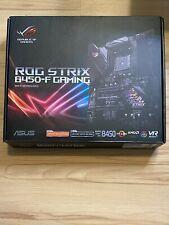More details for asus rog strix b450-f gaming motherboard