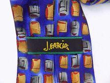 J. Garcia-Nevsky Collection Thirty-Eight - 100% Silk-Geometric-Men's Necktie