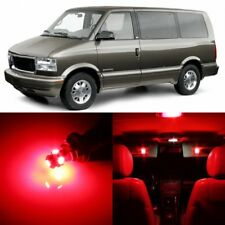 14 x Ultra RED Interior LED Lights Package For 1995 - 2005 GMC Safari +TOOL