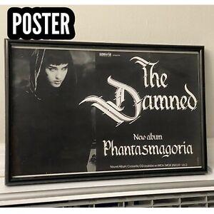 The Damned Phantasmagoria Poster
