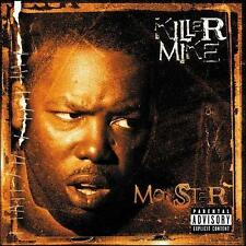 Monster [PA] by Killer Mike (Rapper) (CD, Columbia (USA))