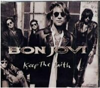 Bon Jovi Keep the faith (1992) [Maxi-CD]