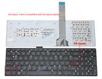 New for ASUS VivoBook S550CM S550C S550CA S550 s500 R500 s56 laptop Keyboard