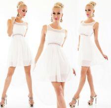 c120ba837 Vestidos de mujer blancos de chifón | Compra online en eBay