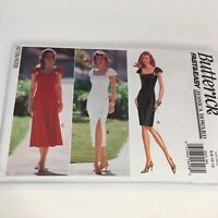 Butterick Sewing Pattern 6823 Jessica Howard Misses Dress Very Easy 6 8 10 12 UC