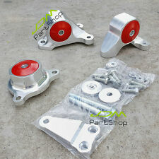 for Acura RSX / Honda Civic SI EP3 2.0L Replacement Billet Engine Mount Kit