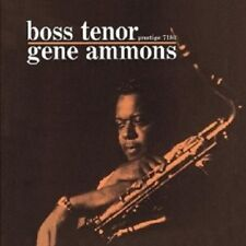 Gene AMMONS-Boss tenor (RUDY VAN GELDER REMASTER) CD NEUF