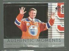 2016-17 SP Authentic #115 Wayne Gretzky AM (ref 60496)