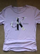 Calvin Klein Womans T Shirt/ Top Size L