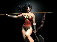 DC: Sideshow: WONDER WOMAN Premium Format Exclusive statue - (figure/superman)