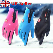 Ultimate Waterproof and Windproof Thermal Gloves Touch Screen Winter Warm Skiing