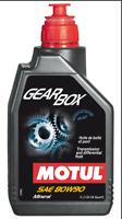 MOTUL GEARBOX 80W90 OLIO TRASMISSIONI DIFFERENZIALE MINERALE 1LT AUTO MOTO PER