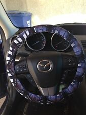 Dr Who Steering Wheel Cover