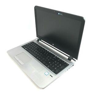 """HP ProBook 450 G3 15.6"""" Laptop i3-6100U @ 2.30GHz 4GB DDR4 500GB HDD"""