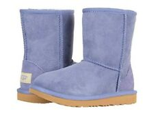 NIB UGG Youth (Big Kids) Classic II Twinface Boots in Lavender Violet Size 4