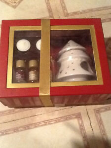 Christmas Tree scented votive set