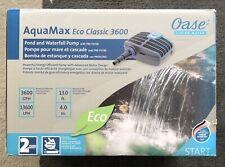 OASE AquaMax Eco Classic 3600 Pump - 3600 GPH