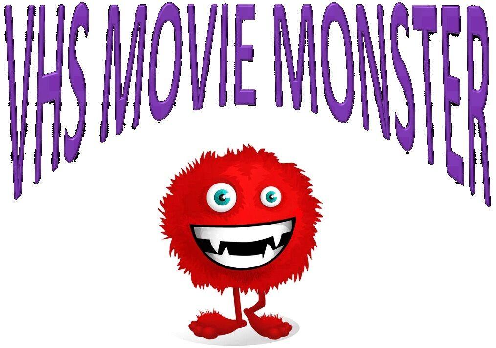 VHS Movie Monster