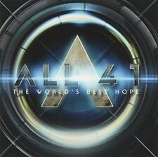 JAPAN CD ALL 41 The World's Best Hope with Bonus Track (TOTAL 12 TRACKS)