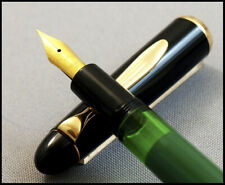 BEAUTIFUL AND RARE VINTAGE PELIKAN 120 MERZ&KRELL WITH EXCELLENT F NIB